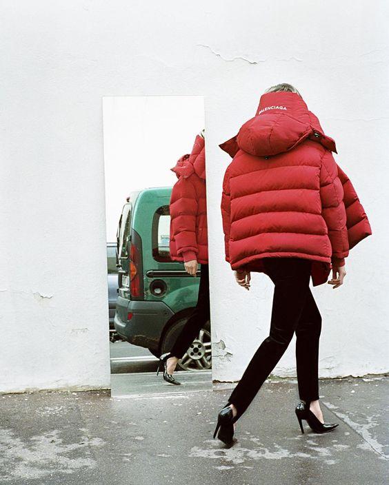 Balenciaga F/W 16/17 Ad Campaign by Mark Northwick.