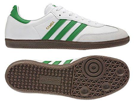 adidas zamba verdes