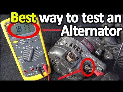 How To Test A 3 4 Or 5 Pin Relay With Or Without A Diagram Youtube Car Repair Diy Automotive Repair Alternator