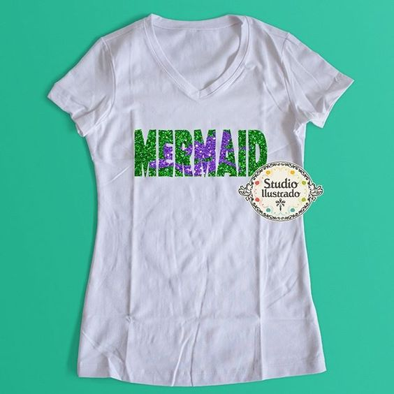 Buy Here: http://bit.ly/StudioIlustradoSilhouette  #SilhouetteRocks #StudioIlustrado #SilhouetteAmerica #SilhouetteInc #SilhouettePortrait #SilhouetteCurio #SilhouetteCAMEO #Scrapbook #Scrapbooking #mermaid #mermaidlife # #Vinyl #MakeAllTheThings #diy #HeatTransfer #Create #Vinil #Contact #MasonJar  A foto é somente uma inspiração do que você pode criar com nossos designs  The photo is only an inspiration of what you can create with our designs