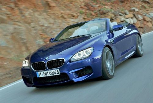 Review: 2014 BMW M6 Convertible   TheTopTier.net   The Best In Luxury And  Affluence | Sexy Cars | Pinterest | Bmw M6, Convertible And BMW