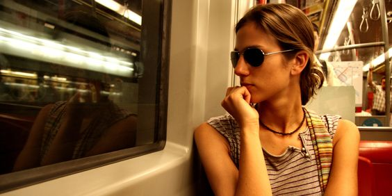 My Struggle With Chronic Pain  It happened again today. As I was packed into a 6 train that was stalled in the station, a man looked up at me ...