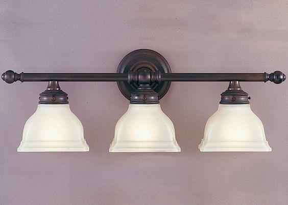 Feiss New London Vanity Light - VS7703-ORB