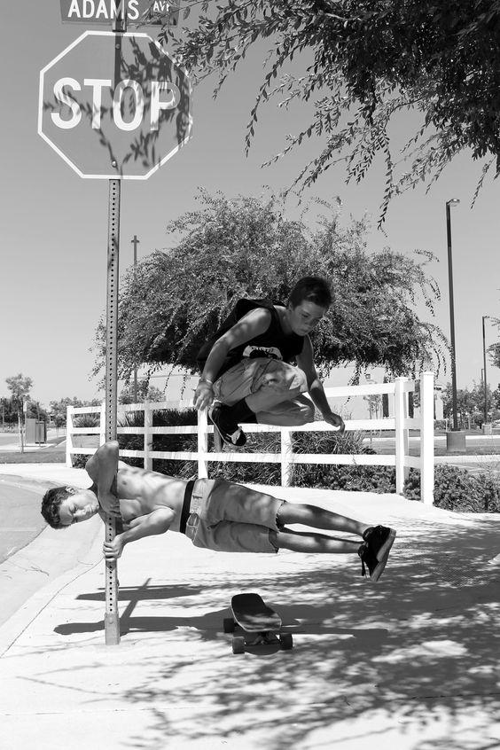 Old school skating. Hippy jump. #skateboarding #classic