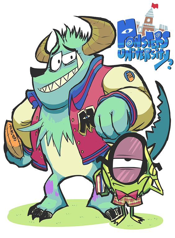 Personagem de desenho animado por Gashi-gashi - Parte 12