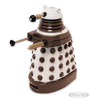 Doctor Who Projektionswecker Dalek  Available on www.closeup.de