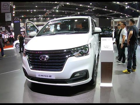 New 2020 Van Hyundai H1 Limited In 2020 Hyundai Van Hyundai Motor