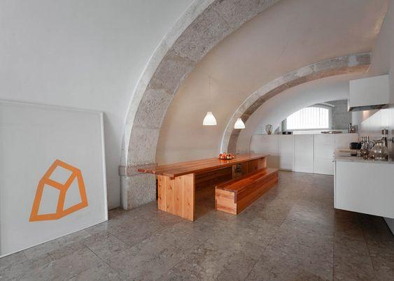 Casa en Lisboa, Portugal - Manuel Aires Mateus - foto: Ricardo Oliveira Alves