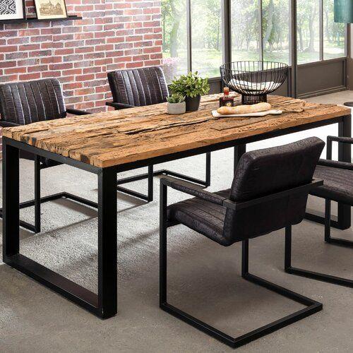 Ligon Dining Table Mercury Row In 2020 Modern Dining Table