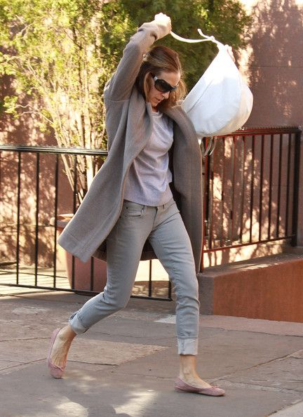 Sarah Jessica Parker Photos - Sarah Jessica Parker's Busy Day Out - Zimbio