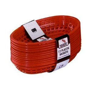 disposable hamburger baskets | You could also serve them using plastic food baskets or disposable ...