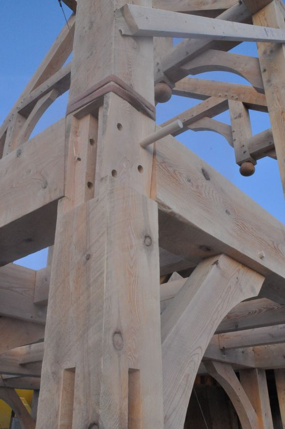 timber frame joints google search