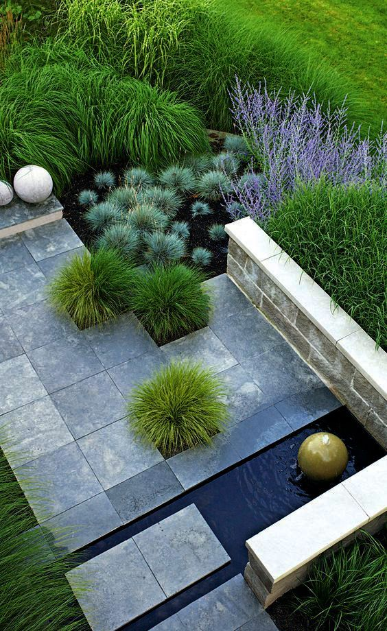 Creating Beauty At Home With Landscape Design Tips With Images Landscaping Along Fence Garden Landscape Design Modern Landscaping
