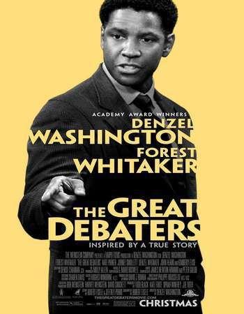 The Great Debaters 2007 English 350MB BRRip 480p Free Movie - Movies Box