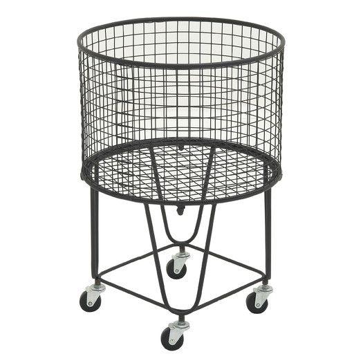 Brayden Studio Roll Storage Basket