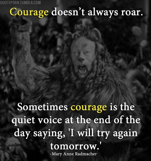 wizard of oz quotes | Wizard Of Oz Lion Quotes Get this quote on a magnet at