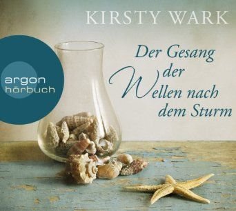 Der Gesang der Wellen nach dem Sturm by Kirsty Wark, #bookcover #bookcoverdesign