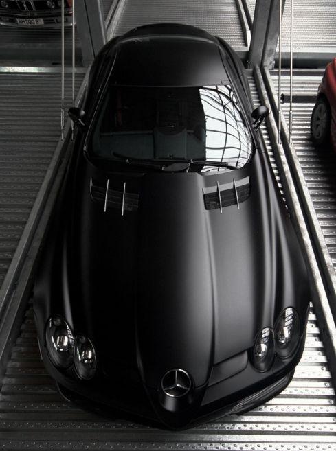 Benz concept car?