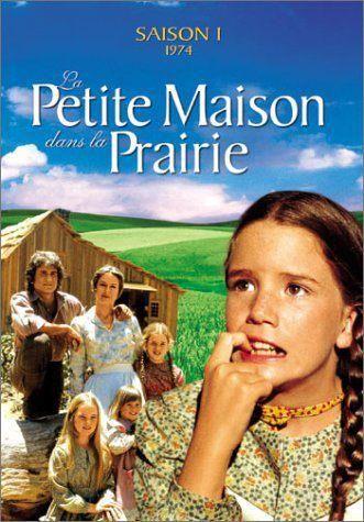 La petite maison dans la prairie adapté pour la télé du roman de Laura Ingalls  Wilder elle a vraiment existé ...