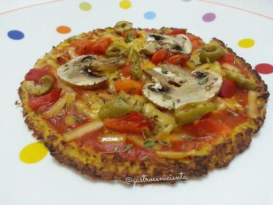 ¿Pizza sabrosa, sana y vegana? Sí se puede, gracias a esta receta. ¡Te la contamos!