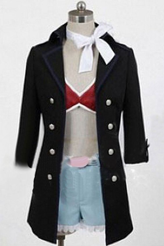 CosEnter Ao No Exorcist Blue Exorcist Skirt Outfits Cosplay Costume ** More info…