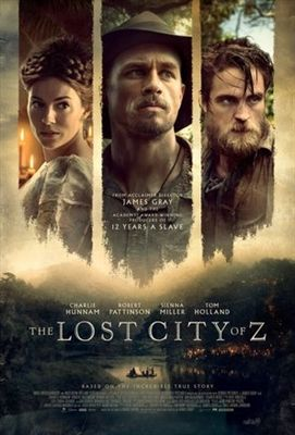 The Lost City Of Z Poster Id 1519044 Lost City Of Z Lost City Free Movies Online