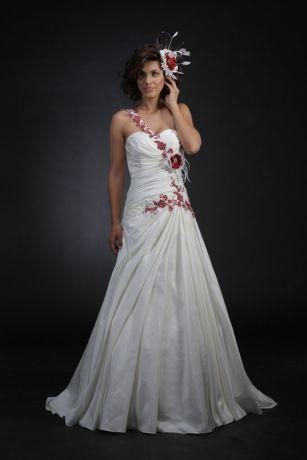 morelle mariage robe de marie robe de marie emy lee e2214 victorine - Morelle Mariage