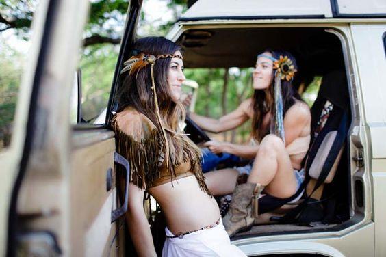 Gypsy Halo, Native American, Sunflower Headband, Festival Fashion, Vintage