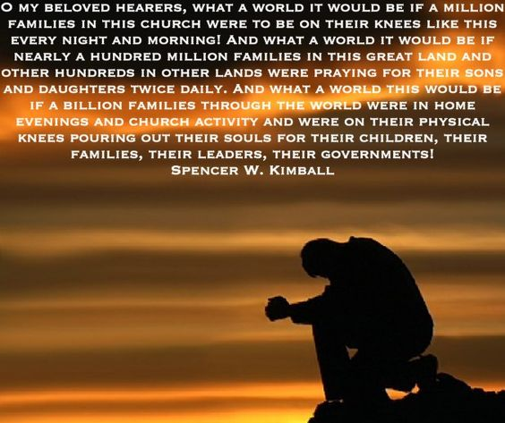 lds children praying | in this great land and other hundreds in other lands were praying ...