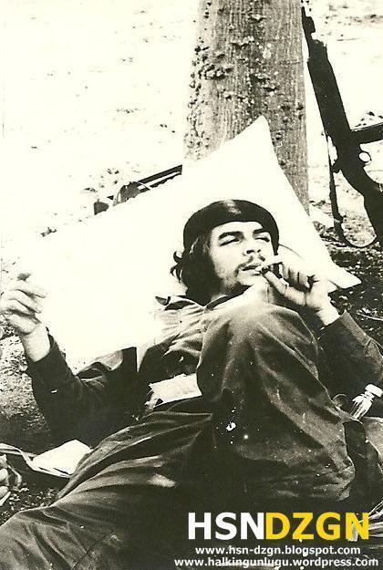 Che Guevara Relaxing A Little Che Guevara Images Che Guevara Photos Ernesto Che