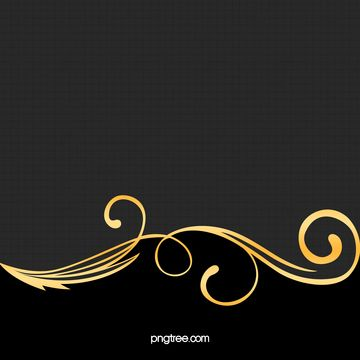 Atmospheric Black Background Gold Butterfly Background Patterns Black Backgrounds Black Background Images