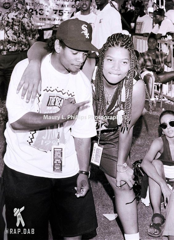 Eazye & #QueenLatifah anos 90'   📷 | Music in 2019 | 90s