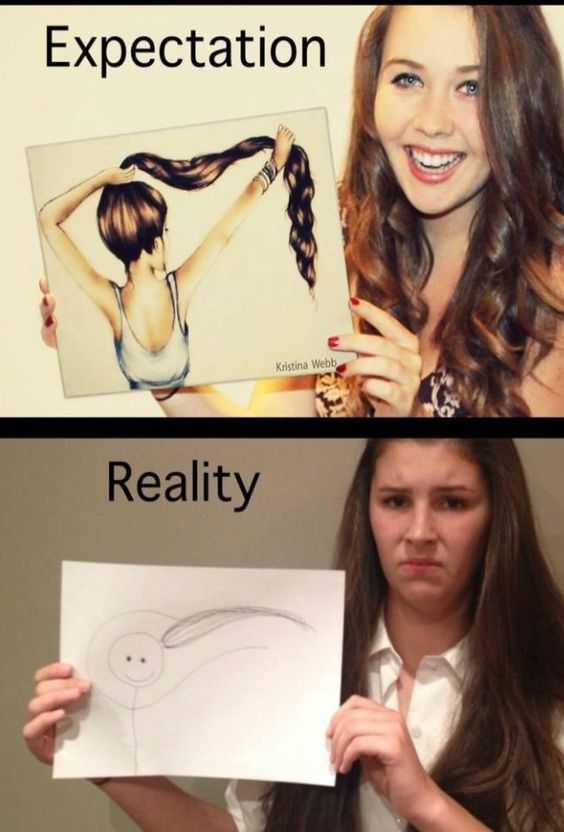 33 Instances Of Expectations Vs Reality
