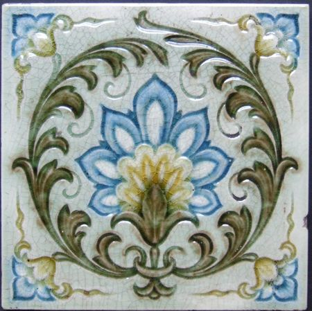 West Side Art Tiles