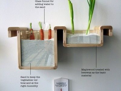 The Plastic-Less and Low-Tech Ways to Store Your Fresh Fruits and Vegetables