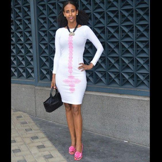 Ethiopian modern dress designs google search ethiopian dress