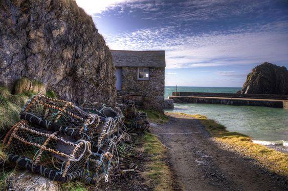 Photo of Mullion Harbour cottage, Cornwall  - mullion, cove, harbour, cottage
