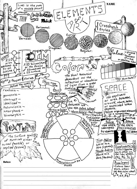 Printables Elements Of Art Worksheets wksht elementsofart002 jpg art education essentials elements of and principles handouts worksheets classroom teaching post