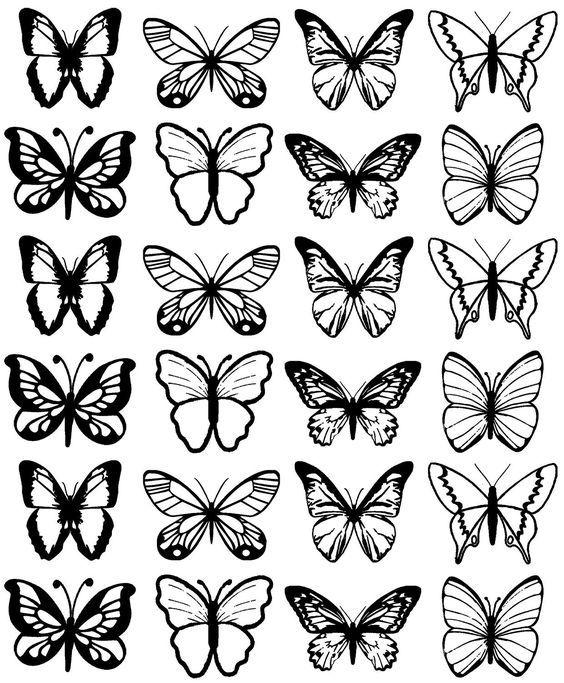 32 Beautiful Tattoo Ideas In 2020 Simple Butterfly Tattoo Small Butterfly Tattoo Butterfly Tattoo