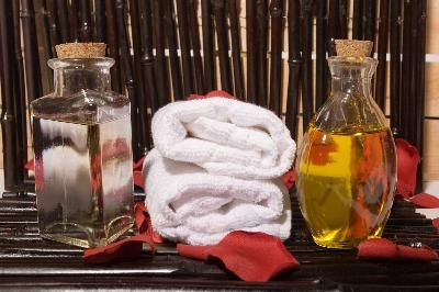 article warming massage