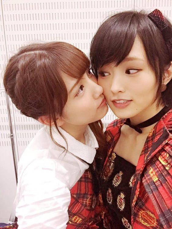 メンバーとキス?