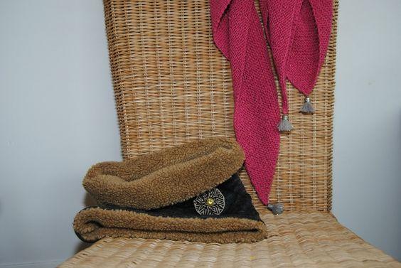 Le snoop & l'écharpe customiser