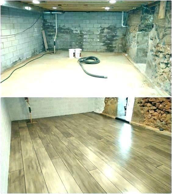 Basement Block Wall Ideas Cinder Block Walls Concrete Block Walls Basement Flooring