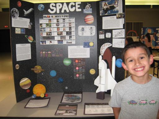 easy science projects space - photo #1