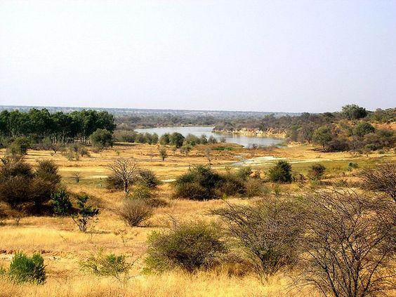 Okavango bei Rundu - Namibia