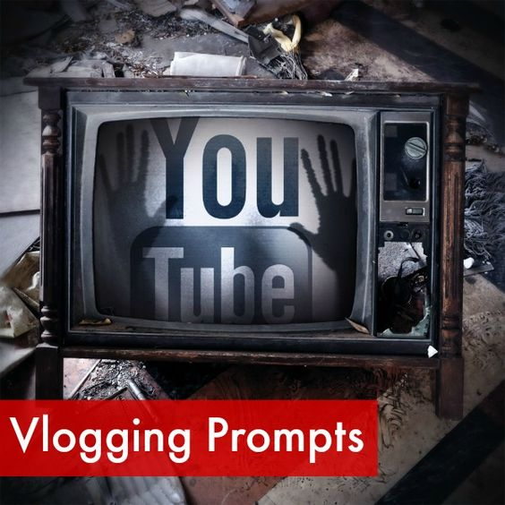 Vlogging Prompts:  1.) Local fun? Capture some fun you had in your community recently. 2.) Share an embarrassing moment. 3.) Why did you start vlogging? What...