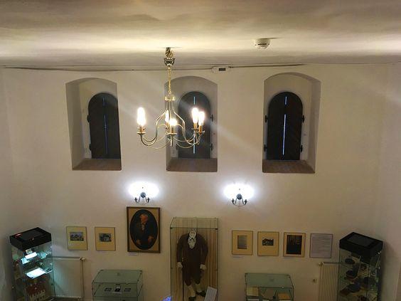 Просторный зал Музея имени И. Канта. Фото: Evgenia Shveda
