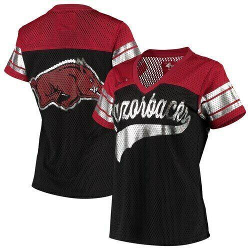 Arkansas Razorbacks G Iii 4her By Carl Banks Women S Pass Rush T Shirt Fashion Sports Mem Cards Fan Shop Fanapparelsouvenir Black Shirt Shirts T Shirt
