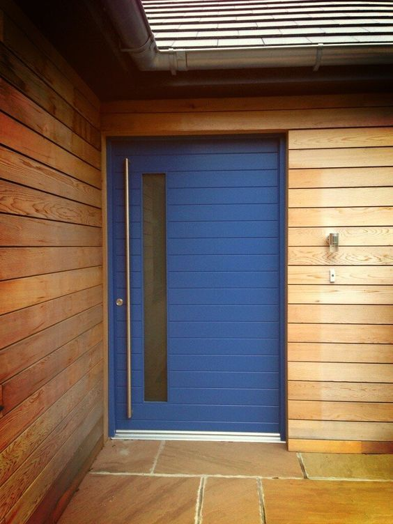 Organic Construction Solutions Accoya Door And Cedar