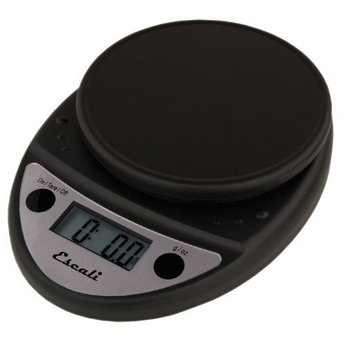 Primo Digital Kitchen Scale 11Lb/5Kg, Black Escali $25.22 http://www.amazon.com/dp/B0007GAWSC/ref=cm_sw_r_pi_dp_wzYqvb0B5R3NX